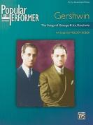 Popular Performer -- Gershwin