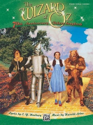 The Wizard of Oz Deluxe Songbook
