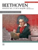 Beethoven: Sonata No. 25 in G Major