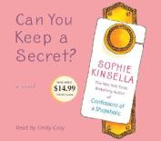Can You Keep a Secret? [Audio]