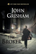 The Broker [Large Print]