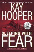 Sleeping with Fear [Large Print]