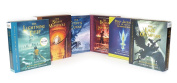 Percy Jackson and the Olympians Books 1-5 CD Collection [Audio]