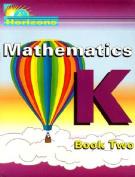 Alpha Omega Publications JKS022 Horizons Math K Student Book 2