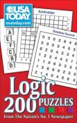 USA Today Logic Puzzles