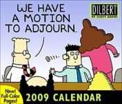 Dilbert 2009 Day-to-day Calendar