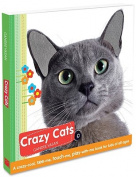Crazy Cats [Board Book]