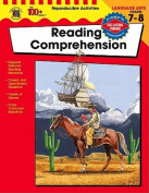Reading Comprehension, Grades 7-8