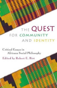 The Quest for Community and Identity
