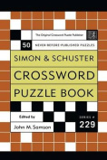 Simon and Schuster Crossword Puzzle
