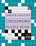 Simon and Schuster Crossword Puzzle Book #235