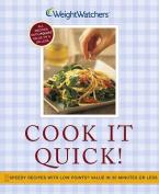 Cook It Quick!