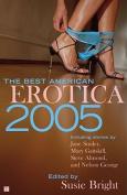 The Best American Erotica 2005