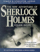 The New Adventures of Sherlock Holmes [Audio]