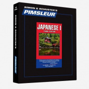Pimsleur Japanese Level 1 CD [Audio]