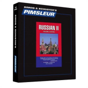 Pimsleur Russian Level 2 CD [Audio]