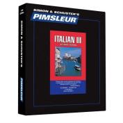 Pimsleur Italian Level 3 CD [Audio]