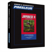 Pimsleur Japanese Level 2 CD [Audio]