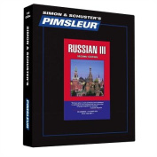 Pimsleur Russian Level 3 CD [Audio]