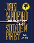 Sudden Prey  [Audio]