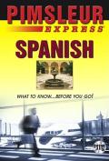 Express Spanish [Audio]