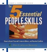 The 5 Essential People Skills [Audio]