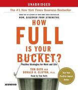 How Full Is Your Bucket? [Audio]