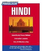 Pimsleur Hindi  [Audio]