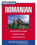 Pimsleur Romanian [Audio]