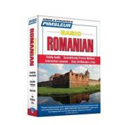 Pimsleur Romanian Basic Course - Level 1 Lessons 1-10 CD