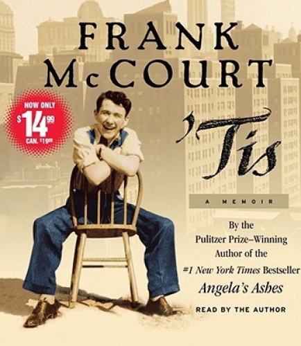 'Tis [Audio] by Frank McCourt.