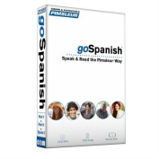 Pimsleur Gospanish Course - Level 1 Lessons 1-8 CD: Learn to Speak, Read, and Understand Latin American Spanish with Pimsleur Language Programs [Audio]