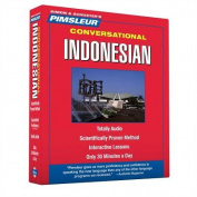 Pimsleur Conversational Indonesian  [Audio]