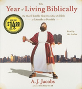 The Year of Living Biblically [Audio]