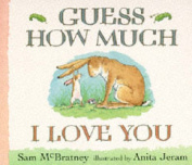 Guess How Much I Love You Magnet Set [Board book]
