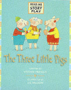 Three Little Pigs Rmsp Big Book