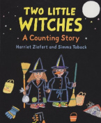 Two Little Witches Board Book [Board book]
