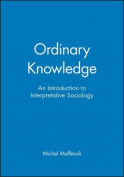 Ordinary Knowledge