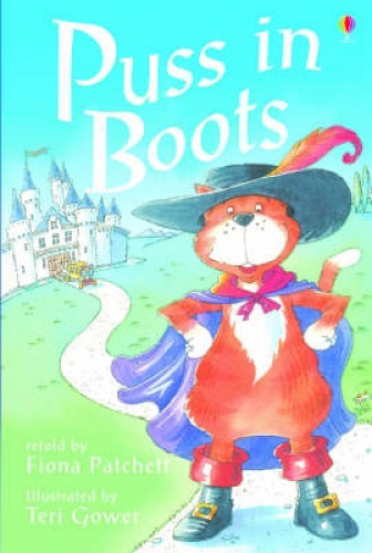 Puss In Boots (3.1 Young Reading Series One (Red)) by Fiona Patchett.