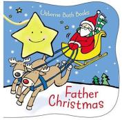 Father Christmas Bath Book