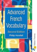 Advanced French Vocabulary