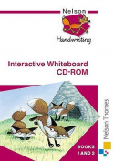 Nelson Handwriting Whiteboard CD ROM 1 & 2 Level