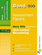 Bond More Fifth Papers in Non-verbal Reasoning 11-12+ Years