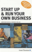 SET UP AND RUN YOUR OWN BUSINESS