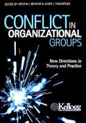 Conflict in Organiztional Groups