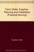 Farm Water Supplies