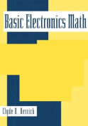 Basic Electronics Math