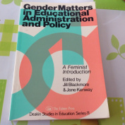 Gender Matters in Educational Administration and Policy