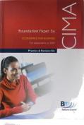 CIMA Paper 3a Economics for Business (FECB)