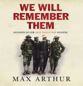 We Will Remember Them [Audio]
